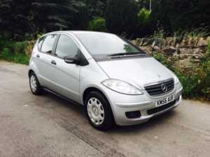 2006 (56) Mercedes-Benz A Class A150 Classic SE For Sale In Ibstock, Leicestershire
