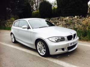 2009 (59) BMW 1 Series 118i M Sport For Sale In Ibstock, Leicestershire