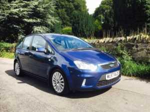 2007 (57) Ford C-MAX 1.6TDCi Titanium 110 [DPF] For Sale In Ibstock, Leicestershire