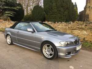 2005 (05) BMW 3 Series 318 Ci Sport CONVERTIBLE LEATHER HEATED SEATS REAR SENSORS For Sale In Ibstock, Leicestershire