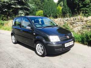 2008 (08) Fiat Panda 1.2 Dynamic VERY LOW MILEAGE For Sale In Ibstock, Leicestershire