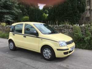 2012 (61) Fiat Panda 1.2 [69] Active,34,000 MILES, LOW INSURANCE For Sale In Ibstock, Leicestershire
