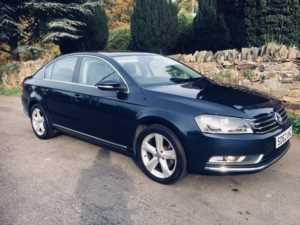 2012 (62) Volkswagen Passat 1.6 TDI Bluemotion Tech SE DAB BLUETOOTH ALLOYS VW MEDIA INTERFACE For Sale In Ibstock, Leicestershire