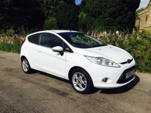 2011 (61) Ford Fiesta 1.25 Zetec [82] BLUETOOTH/AUX/USB/LOW MILEAGE For Sale In Ibstock, Leicestershire