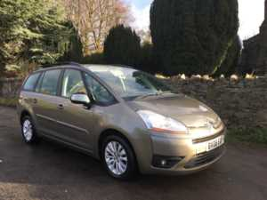2008 (08) Citroen C4 Grand Picasso 1.6HDi 16V VTR Plus 7 SEATS ALLOYS AIRCON For Sale In Ibstock, Leicestershire