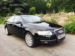 2008 (08) Audi A6 2.0 TDI TDV Limited Edition FULL LEATHER SATNAV BLUETOOTH For Sale In Ibstock, Leicestershire