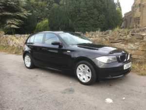 2008 (58) BMW 1 Series 116i [122] COMPREHENSIVE SERVICE HISTORY For Sale In Ibstock, Leicestershire