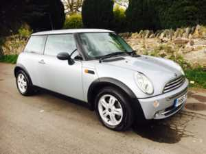 2006 (56) MINI HATCHBACK 1.6 One ALLOYS AIR CON SERVICE HISTORY For Sale In Ibstock, Leicestershire