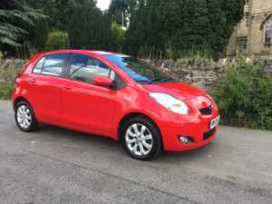 2011 (11) Toyota Yaris 1.33 VVT-i T Spirit PARKING SENSORS CLIMATE CONTROL For Sale In Ibstock, Leicestershire