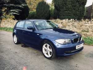 2009 (59) BMW 1 Series 116i [2.0] Sport FULL SERVICE HISTORY AIRCON ALLOYS For Sale In Ibstock, Leicestershire