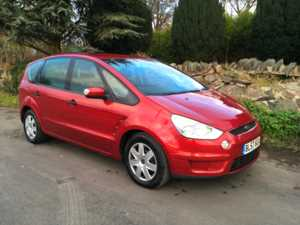 2007 (57) Ford S-MAX 1.8 TDCi LX [5] 7SEATS GOOD HISTORY For Sale In Ibstock, Leicestershire