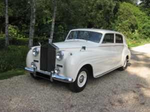 1954 Rolls-Royce Silver Wraith Automatic For Sale In Landford, Wiltshire