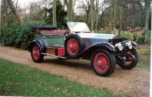1924 Rolls-Royce Silver Ghost For Sale In Landford, Wiltshire