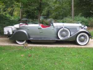 1930 Rolls-Royce Phantom ONE OFF EXPERIMENTAL CAR For Sale In Landford, Wiltshire