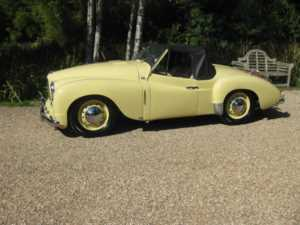 1952 Jowett JUPITER For Sale In Landford, Wiltshire