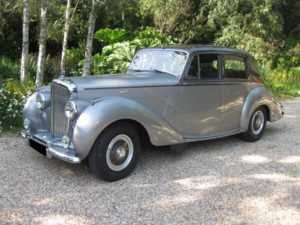 1954 Bentley R Type For Sale In Landford, Wiltshire