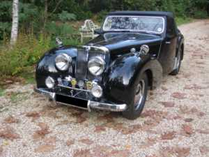 1946 Triumph Roadster For Sale In Landford, Wiltshire