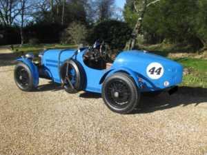 1925 Bugatti Type 35 For Sale In Landford, Wiltshire