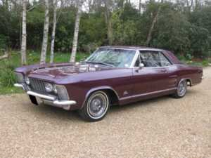 1964 Buick Riviera For Sale In Landford, Wiltshire