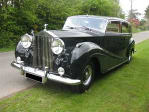 1956 Rolls-Royce Silver Wraith Automatic For Sale In Landford, Wiltshire