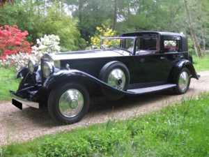 1933 Rolls-Royce PHANTOM II Continental For Sale In Landford, Wiltshire