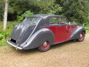 1947 Bentley MKVI For Sale In Landford, Wiltshire