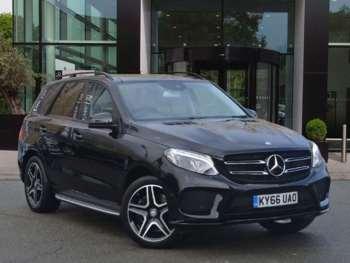 2016 (66) - Mercedes-Benz GLE GLE 450 AMG 4Matic Premium 5dr 9G