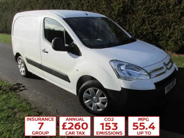 Citroen Berlingo 1.6 HDi 625Kg LX 75ps