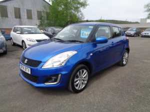 2014 (14) Suzuki Swift 1.2 SZ3 4X4 For Sale In Gloucester, Gloucestershire