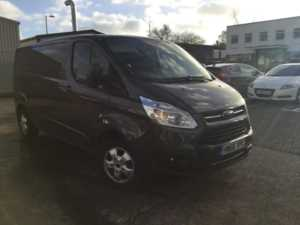 2016 (66) Ford Transit Custom 290 L2 H1 2.0TDCi 130ps 6-spd Limited Panel Van For Sale In Redhill, Surrey