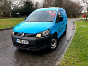 2013 (13) Volkswagen Caddy Maxi MAXI C20 1.6 TDI For Sale In Redhill, Surrey