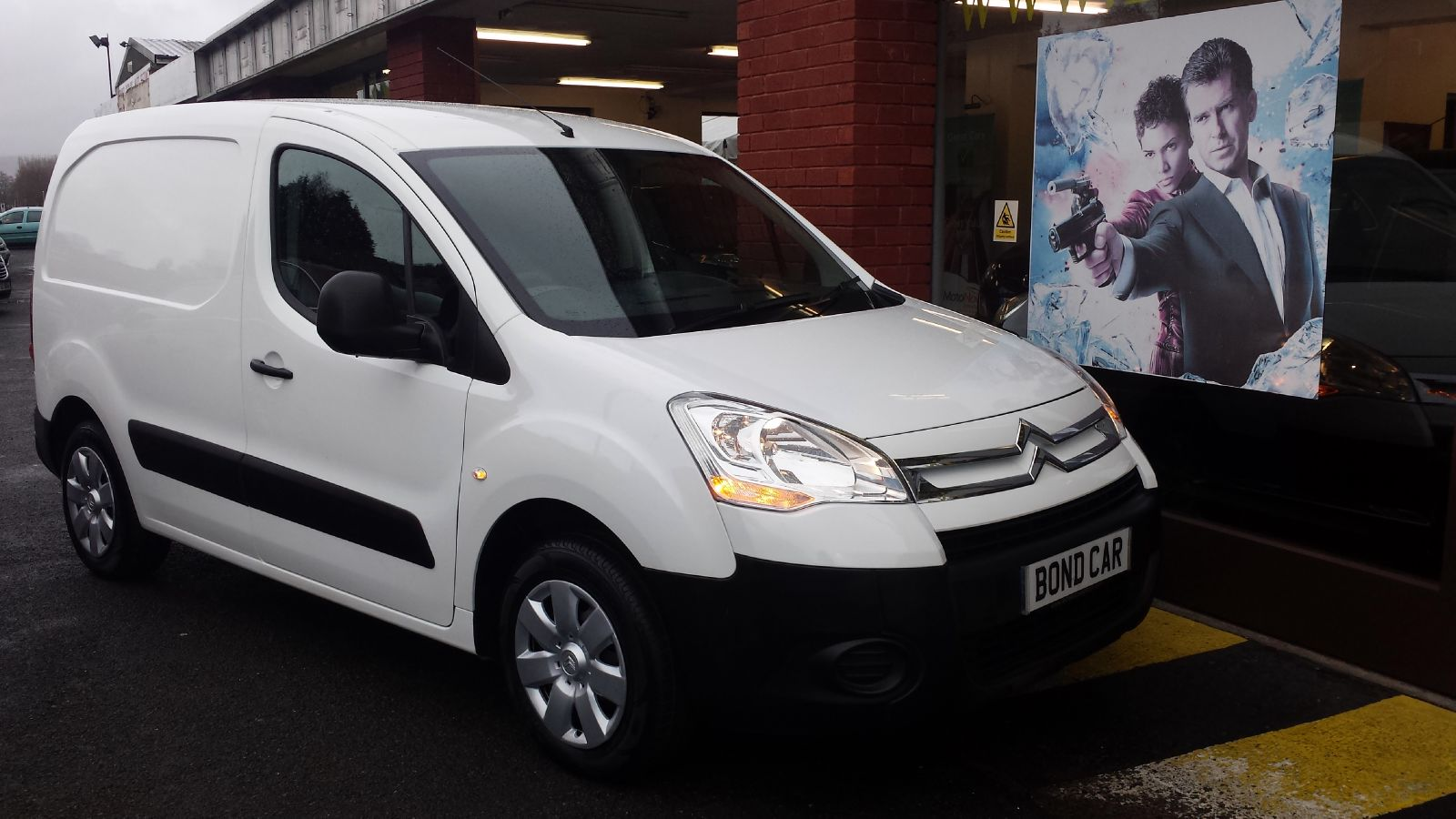 2011 (61) Citroen Berlingo 1.6 HDi Enterprise 3 seater For Sale In Swansea, Glamorgan