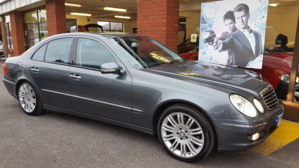 2008 (58) Mercedes-Benz E Class E280 CDI Sport Tip Auto For Sale In Swansea, Glamorgan
