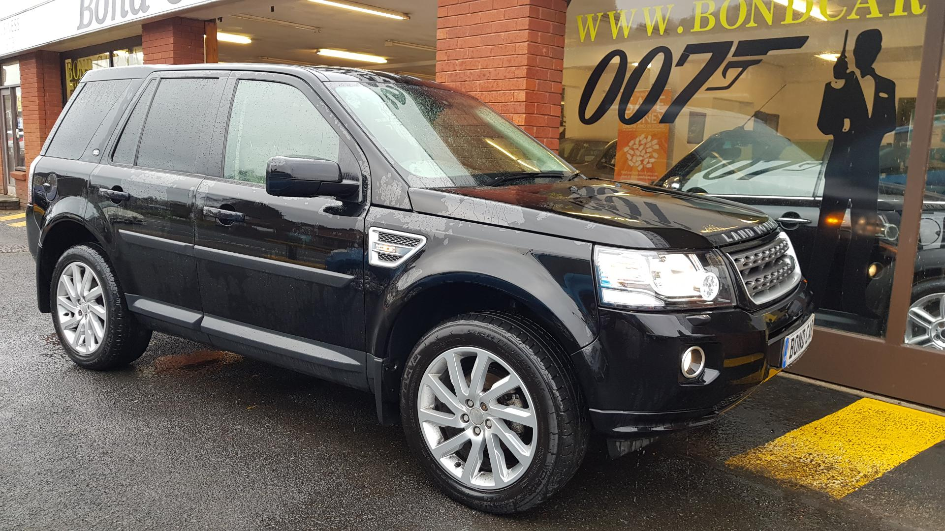 2011 (60) Land Rover Freelander 2.2 TD4 S Nav and Media 4x4 For Sale In Swansea, Glamorgan