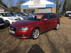 2010 (60) Audi A3 1.6 TDI Sport For Sale In Huntingdon, Cambs