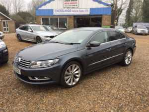 2012 (12) Volkswagen CC 2.0 TDI BlueMotion Tech GT For Sale In Huntingdon, Cambs