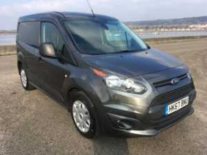 2017 (67) Ford Transit Connect 1.5TDCi 100ps 5-spd Trend Panel Van For Sale In Portsmouth, Hampshire