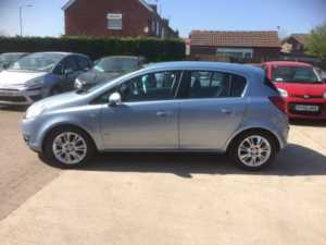 2009 (59) Vauxhall Corsa 1.2i 16V Design 5dr For Sale In Rainworth, Mansfield