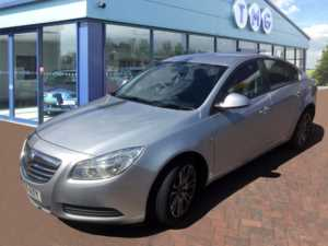 2009 (58) Vauxhall Insignia 1.8i 16V S 5dr For Sale In Rainworth, Mansfield