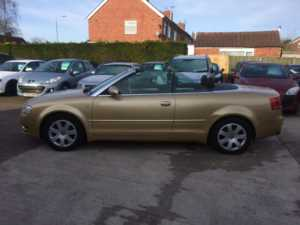 2006 (K) Audi A4 1.8T 2dr For Sale In Rainworth, Mansfield