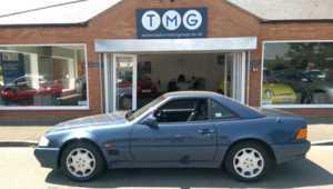 1992 (K) Mercedes-Benz SL Series 300 SL Auto For Sale In Rainworth, Mansfield