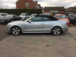 2009 Audi A5 2.0T FSI S Line 2dr [Start Stop] For Sale In Rainworth, Mansfield