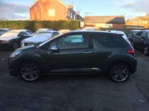 2011 (11) Citroen DS3 1.6 THP 16V DSport 3dr For Sale In Rainworth, Mansfield