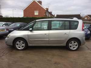 2005 (55) Renault Espace 2.2 dCi Privilege 5dr For Sale In Rainworth, Mansfield