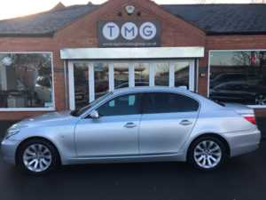 2009 (09) BMW 5 Series 520d SE Business Edition 4dr [177] For Sale In Rainworth, Mansfield