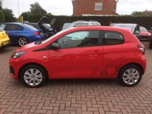 2014 (64) Peugeot 108 1.0 Active 3dr For Sale In Rainworth, Mansfield
