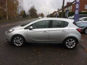 2015 (64) Vauxhall Corsa 1.4 ecoFLEX Excite 5dr [AC] For Sale In Rainworth, Mansfield