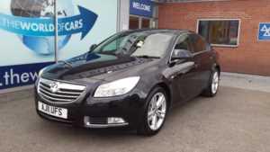2011 (11) Vauxhall Insignia 2.0 CDTi 16v SRi 5dr For Sale In Mapperley, Nottingham