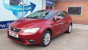 2013 (13) SEAT Leon 1.6 TDI SE 5dr (start/stop) For Sale In Mapperley, Nottingham