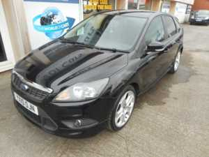 2010 (10) Ford Focus 1.8 Zetec S 5dr For Sale In Pontefract, West Yorkshire